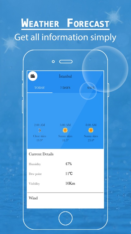 Daily Weather Forecast screenshot-3