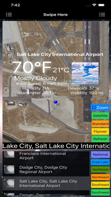 Instant Weather Stations Lite screenshot-3