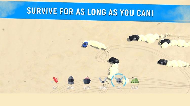 Desert Drifter-Survival Racing screenshot-3