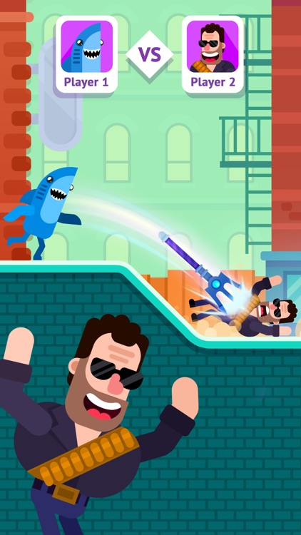Bowmasters - Multiplayer Game screenshot-6