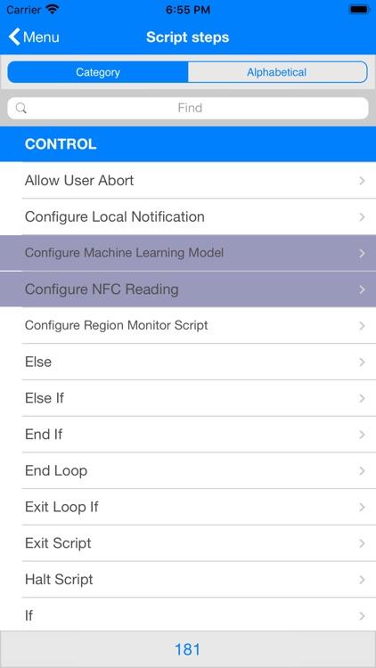 Addendum for FileMaker screenshot-3