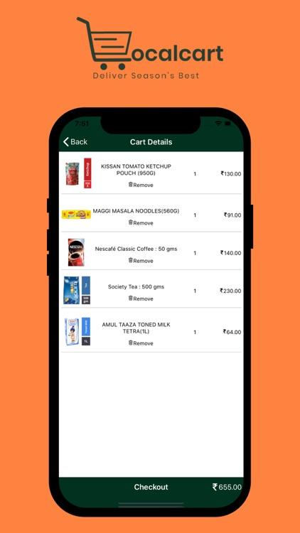 Localcart Grocery Shopping screenshot-3