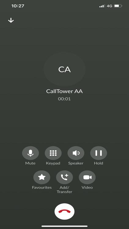 CT Cloud Communicator screenshot-6