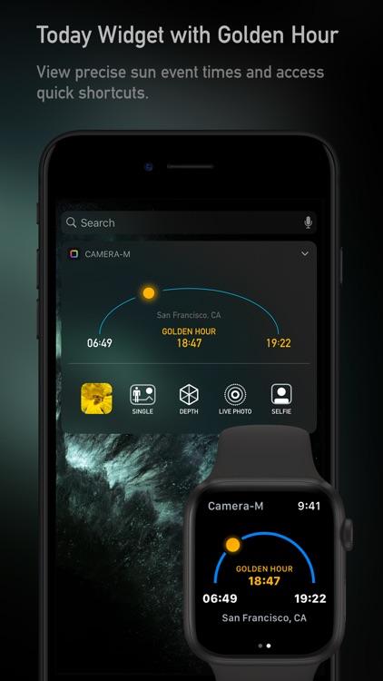 Camera М screenshot-9