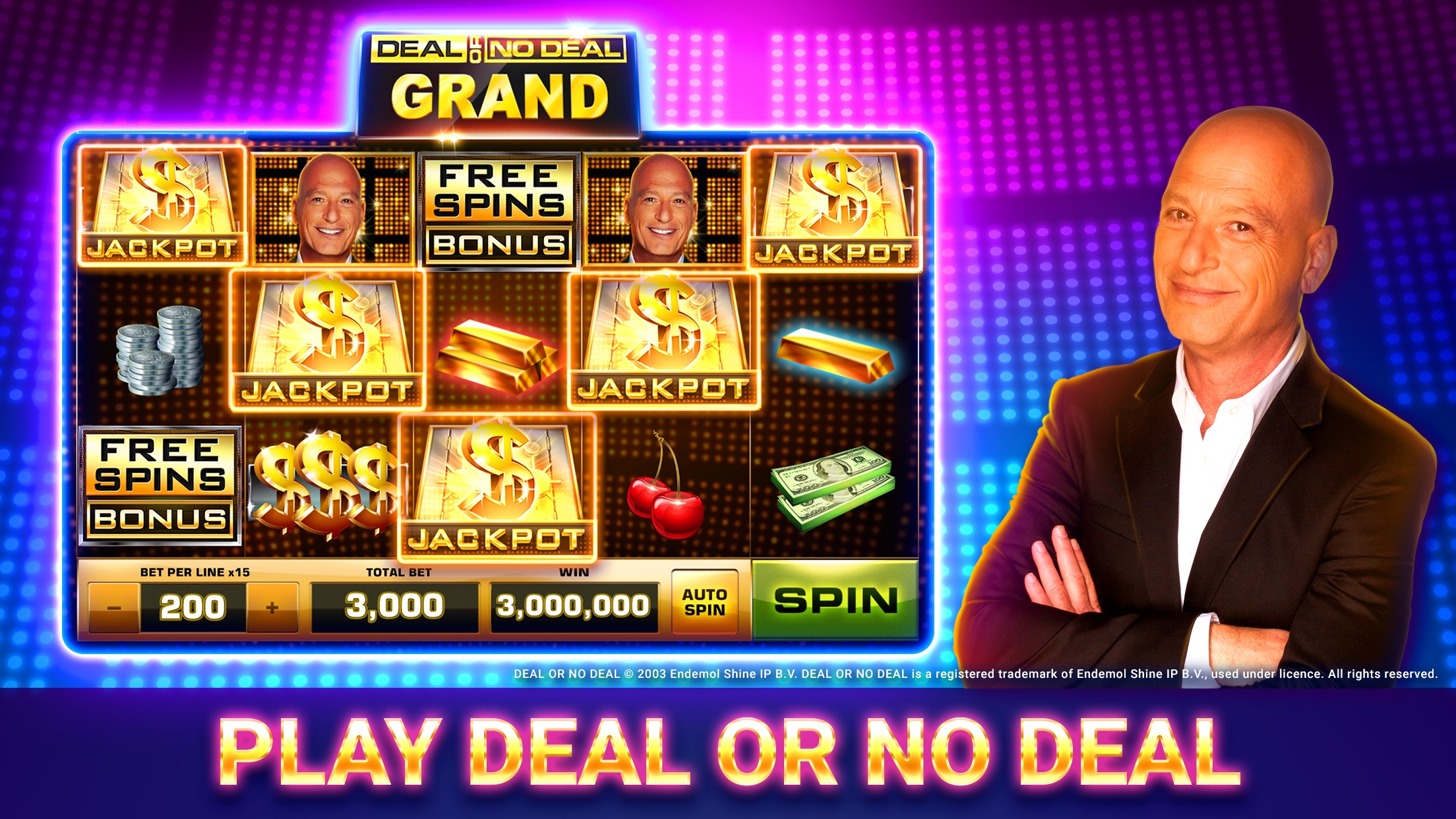 GSN Casino: Slot Machine Games Screenshot