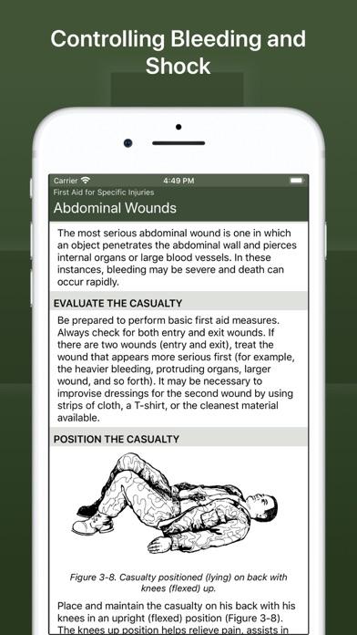 Army First Aidのおすすめ画像5