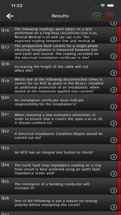 C&G 2391-51 Exam Questions screenshot 4