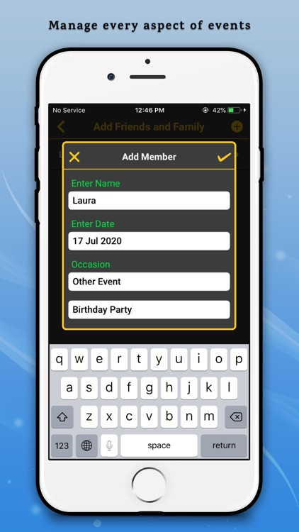 Age Calculator and Manager screenshot-8