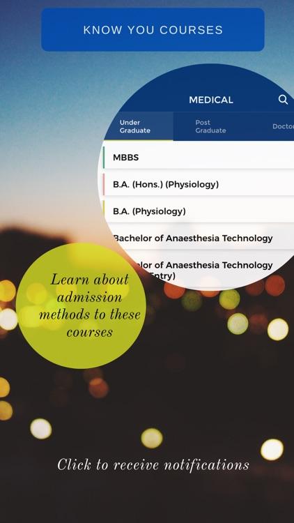 MyNextExam: The Admission App screenshot-4