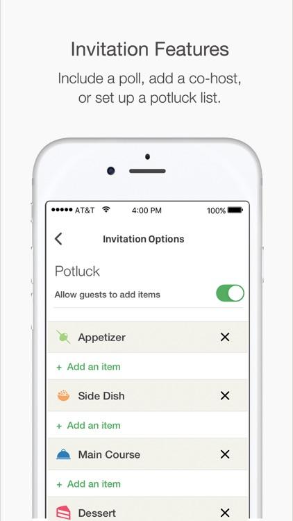 Punchbowl: Invites & eCards screenshot-6