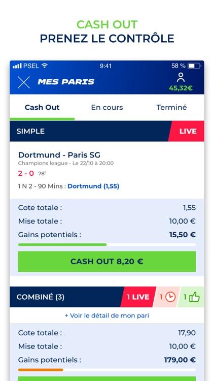 Parions Sport En Ligne screenshot-4