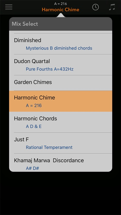 HarmonicChimes