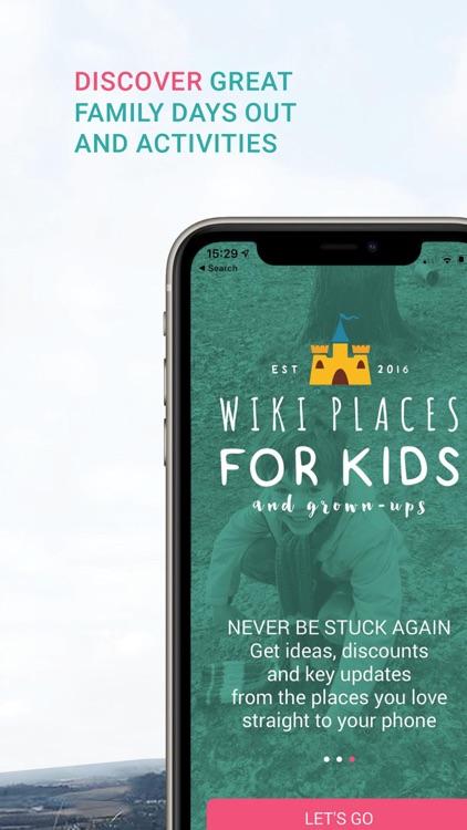 WikiKids by WikiPlacesForKids
