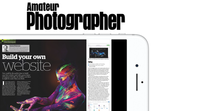 Amateur Photographer Magazine screenshot two