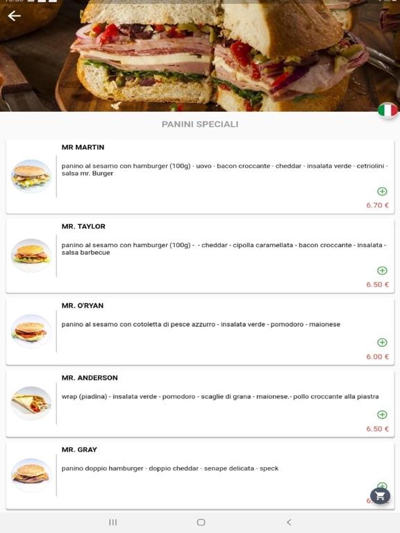 Samas burger screenshot 5