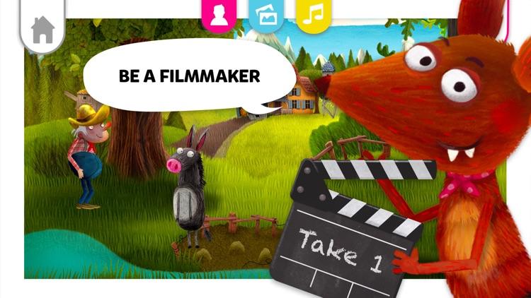 Movie Maker For Kids screenshot-0