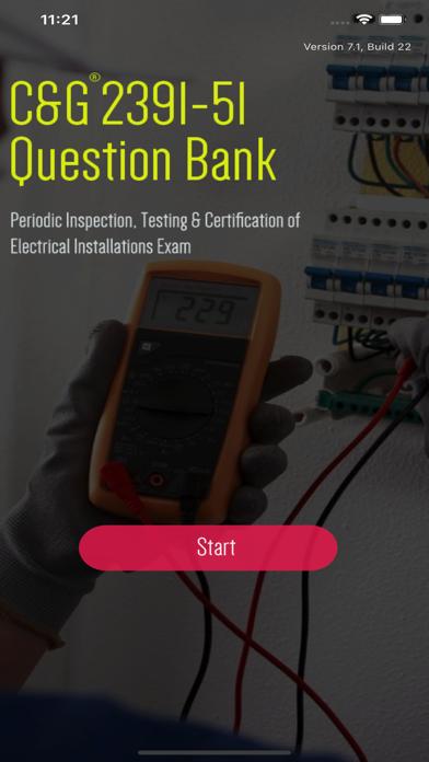 C&G 2391-51 Exam Questions screenshot 1