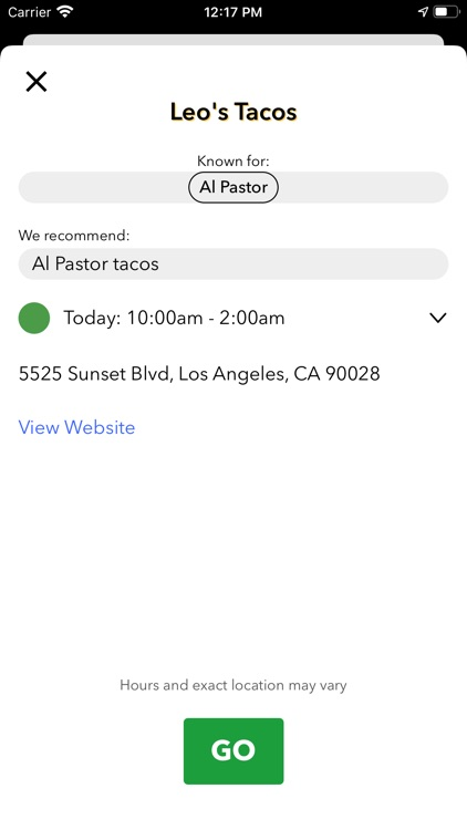 LA Taco Guide screenshot-3