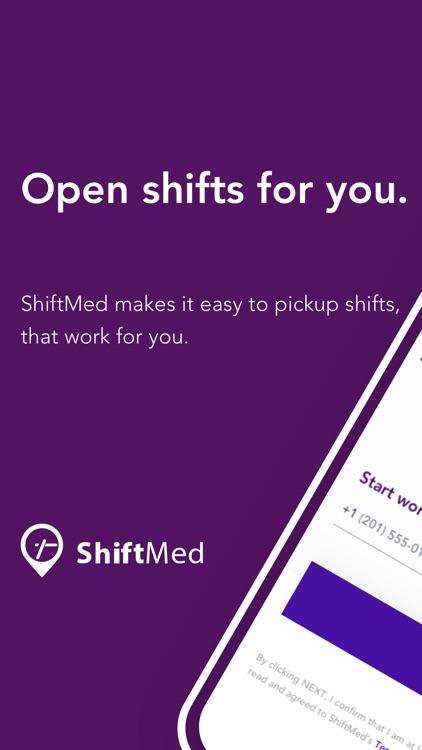 ShiftMed - Nursing Jobs