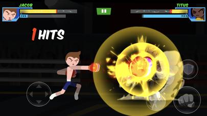 Stick Boxing: Super Star screenshot 1