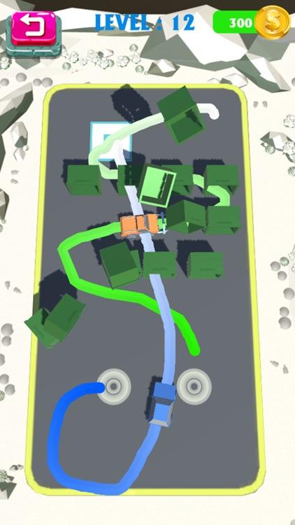Parking Master - Draw Road 3D screenshot-6