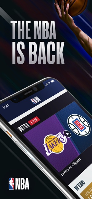free app to watch nba games live