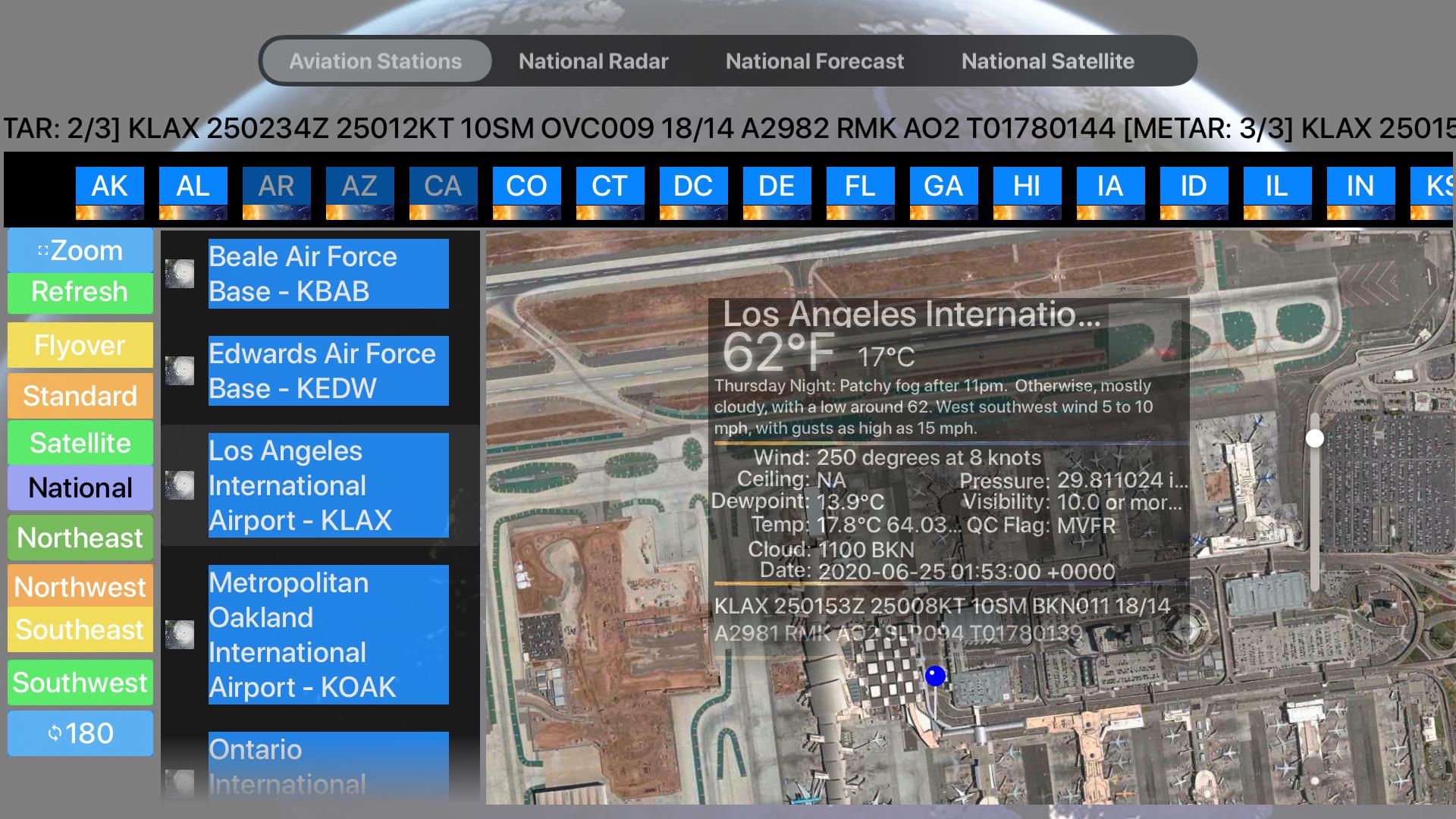 Instant Aviation Weather Lite screenshot 2