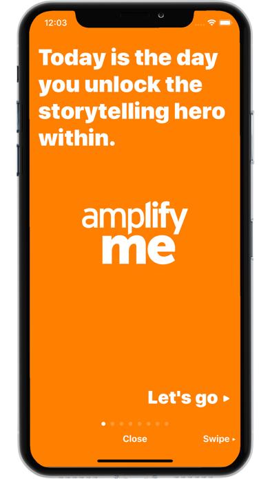 Amplify Me Screenshot