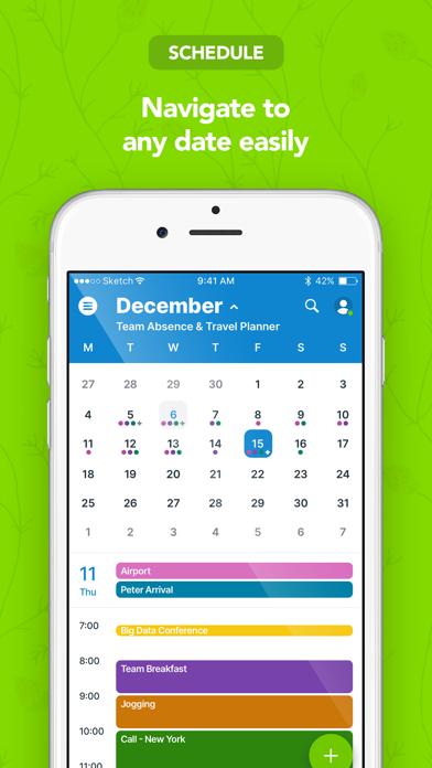 Teamup Calendar screenshot three