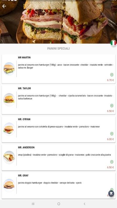 Samas burger screenshot 2