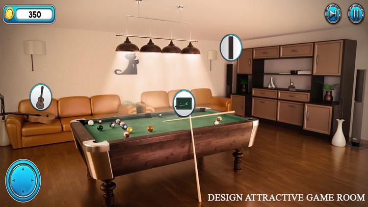 Home Design Makeover Ideas 3D screenshot-4