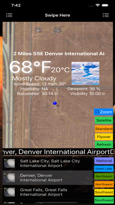 Instant Weather Stations Pro screenshot 5