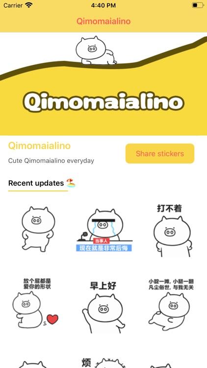 Qimomaialino