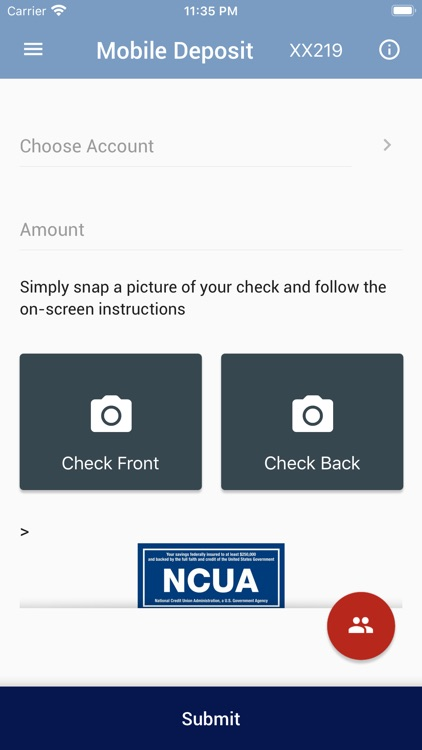Brewer FCU Mobile Banking screenshot-7