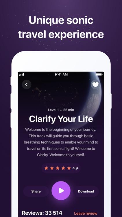 Clarity: Mindful Meditation