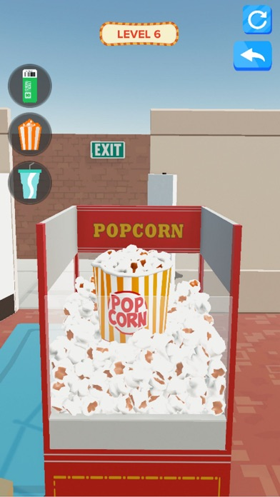 Cinema Cashier 3D