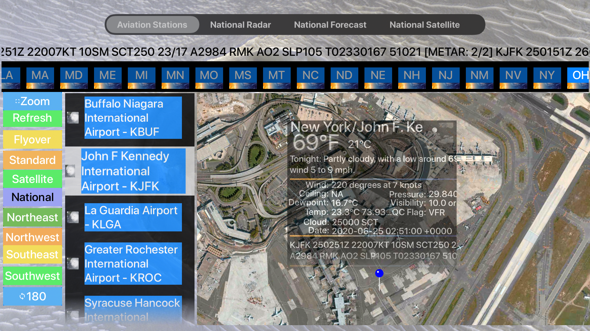 Instant Aviation Weather Lite screenshot 7