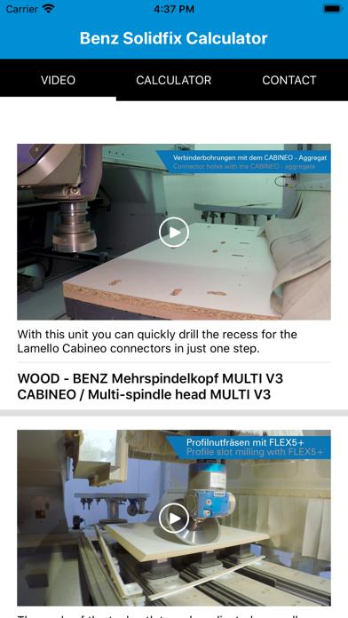 Benz Solidfix screenshot 2
