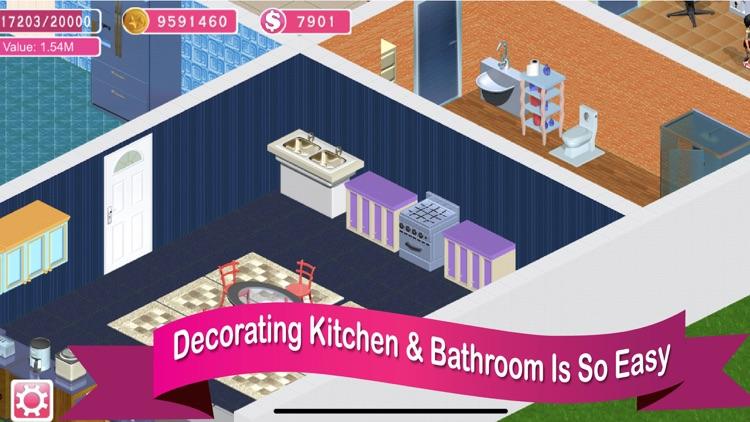 Home Design: Dream House screenshot-6