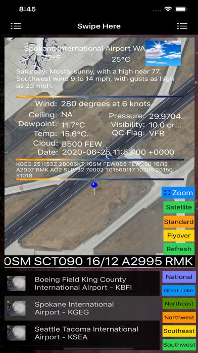 Instant Aviation Weather Pro screenshot 8