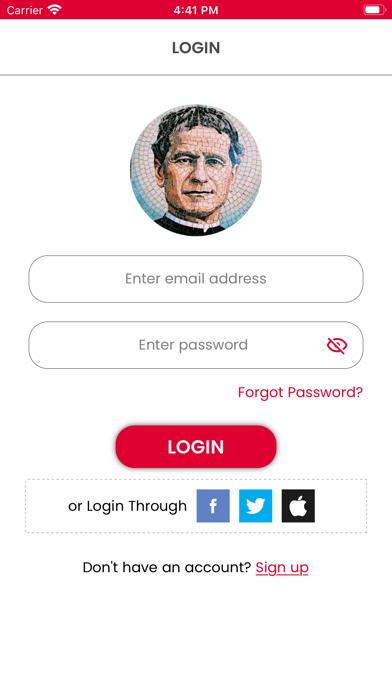 ASJB App screenshot 2