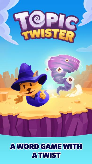 Topic Twister screenshot 1