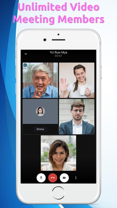 Cloud Video Meeting Screenshots