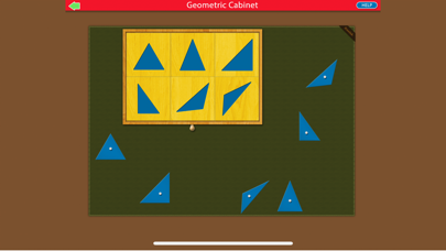 Montessori Geometric Cabinet screenshot 5