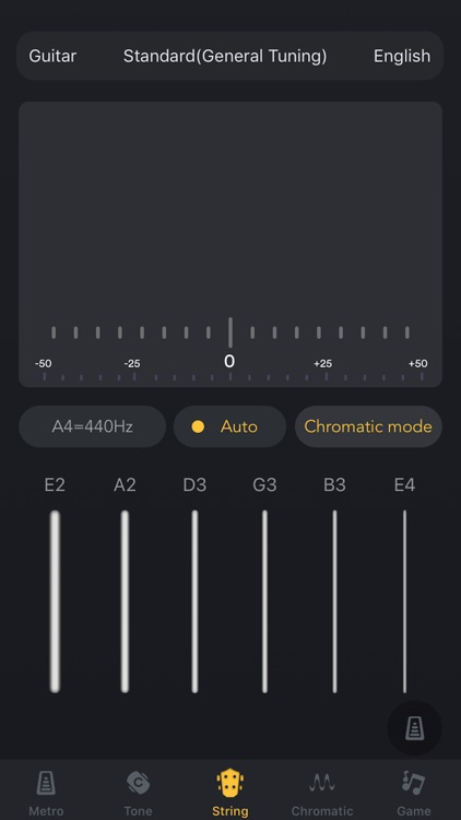tuning app - tuner & metronome