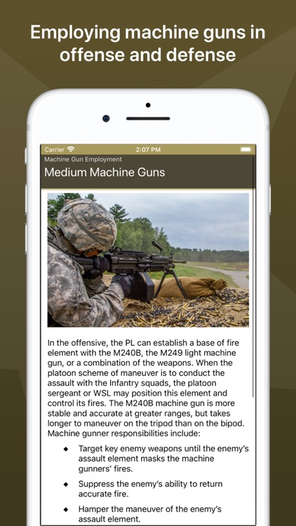 Army Ranger Handbook screenshot-7