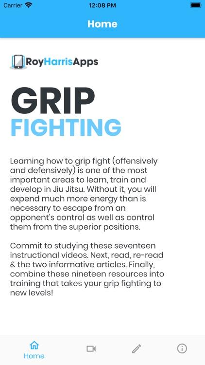 Roy Harris Grip Fighting screenshot-4