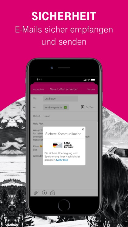 Telekom Mail – E-Mail-Programm screenshot-5
