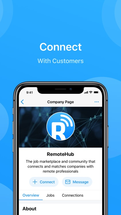 RemoteHub - Hire & Find Jobs