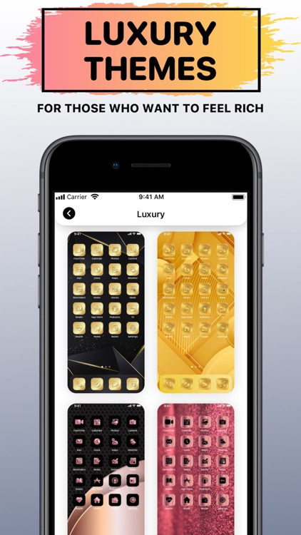 X Icon Changer: Icons & Themes screenshot-6